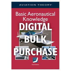 Basic Aeronautical Knowledge – DIGITAL (Bulk Licence codes)